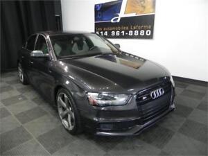 2014 Audi S4 *QUATTRO*AUTOMATIQUE*V6*PROGRESSIV*