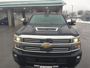 2017 Chevrolet Silverado 2500HD High Country $72,000