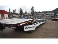 2004 Kaly Tandem lowbed with booster axel