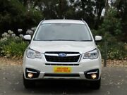 2016 Subaru Forester S4 MY16 2.5i-L CVT AWD White 6 Speed Constant Variable Wagon Melrose Park Mitcham Area Preview
