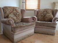 2 Quality Arm Chairs
