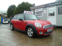 2009 MINI HATCHBACK COOPER D 1560CC-NIL DEPOSIT AVAILABLE ON ALL OUR CARS