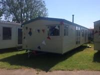 Static Caravan Nr Clacton-on-Sea Essex 2 Bedrooms 6 Berth Atlas Sorrento 2002