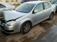 VOLKSWAGEN JETTA 2007 BREAKING FOR SPARES TEL 07814971951 HAVE FEW IN STOCK