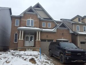 Large four bedroom detached home in Caledonia Ontario