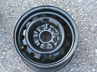 205 55 16 wnter and rims package installed to car