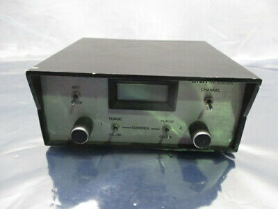 Unit Instruments URS-40 Dual Channel MFC Controller, RS1197