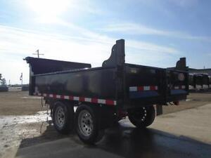 10ft LOW PROFILE QUALITY STEEL DUMP - FULL TARP KIT INCLUDED. London Ontario image 3