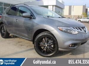 2014 Nissan Murano SL LEATHER 2 SETS OF WHEELS AND TIRES SUNROOF