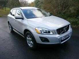 Volvo XC60 2.4 AWD ( 205ps ) Geartronic D5 SE Premium