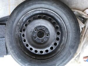 Potenza 205/65/r15 4 tires on rim for sale