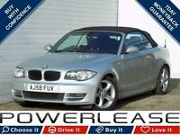 2008 58 BMW 1 SERIES 2.0 120I SE 2D 168 BHP