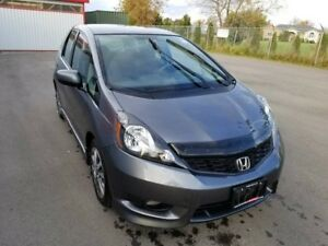 2013 Honda Fit Sport 4dr Hatchback