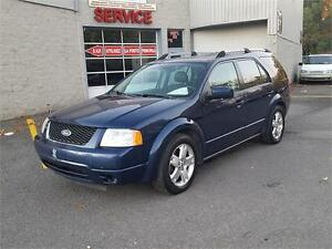 2005 Ford Freestyle Limitée CUIR TOIT MAGS DVD 6 PASSANGER West Island Greater Montréal image 1