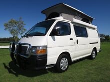Toyota Hiace Frontline Camper – IMMACULATE – AUTO – 1 OWNER Glendenning Blacktown Area Preview