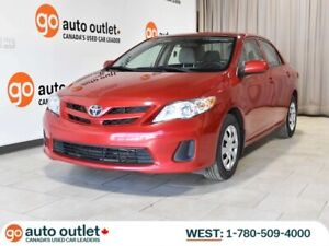 2012 Toyota Corolla CE Auto, A/C, One Owner!
