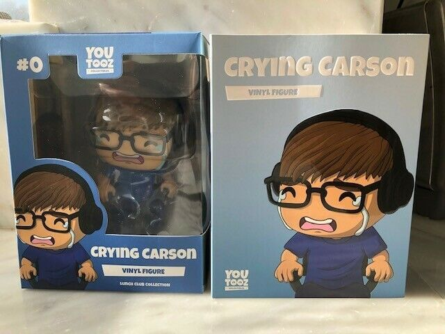 Crying Carson Youtooz Collectible Toy  - $50.00