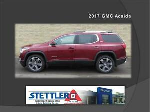 NEW 2017 GMC Acadia SLT-2