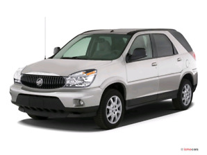 2007 as is Buick rendezvous. 5 seats. 240000km. OBO 2500$
