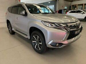 2018 Mitsubishi Pajero Sport Silver Sports Automatic Wagon Heidelberg Heights Banyule Area Preview