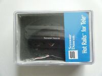 Seymour Duncan hotrails for telecaster pickup