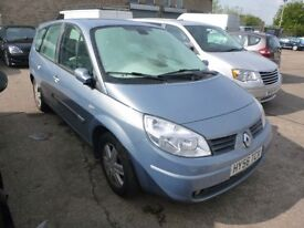 RENAULT GRAND SCENIC - HY56TCX - DIRECT FROM INS CO