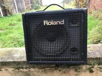 Roland 60w all purpose amplifier 4 channel