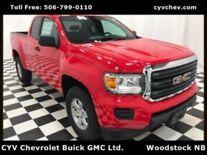 2017 GMC Canyon 4WD