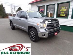 2014 Toyota Tundra SR5 TRD 4x4 only $289 bi-weekly all in!