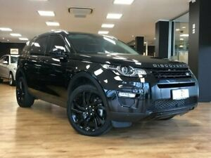 2015 Land Rover Discovery Sport Black Sports Automatic Wagon Southport Gold Coast City Preview