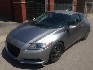 **STOP**2011 Honda CR-Z Coupe**6SP*Gas/Hybrid Fully loaded p/op