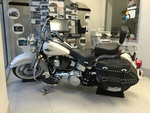2015 Harley Davidson Heritage Softail Classic
