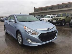 2014 Hyundai Sonata Hybrid Heated Seats, Push Button Start