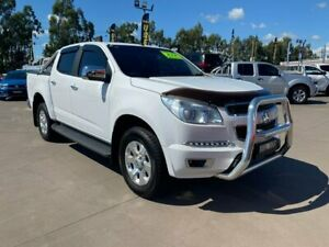 2015 Holden Colorado RG MY16 LTZ Crew Cab White 6 Speed Sports Automatic Utility McGraths Hill Hawkesbury Area Preview