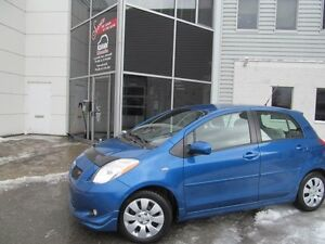 2008 Toyota Yaris Rs