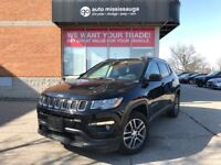 2017 Jeep NEW COMPASS North 4x4| Nav| Pano Roof| Camera