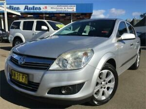 2008 Holden Astra AH MY08.5 60th Anniversary 4 Speed Automatic Hatchback Blacktown Blacktown Area Preview