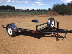 2016 10FT Quad Sport Trailer (3500LB GVW) Double A