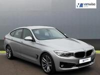 2013 BMW 3 Series 320D SPORT GRAN TURISMO Diesel silver Automatic