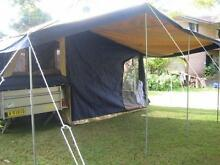 Quality Customline camper trailer Myocum Byron Area Preview