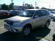 2005 Toyota RAV4 ACA22R CV Sport Gold 5 Speed Manual Wagon Coopers Plains Brisbane South West Preview
