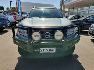 2018 Nissan Navara D23 S3 ST-X Slate Grey Sports Automatic Utility Whyalla Whyalla Area Preview