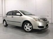 2007 Toyota Corolla ZZE122R MY06 Upgrade Ascent Silver 5 Speed Manual Sedan Windsor Hawkesbury Area Preview