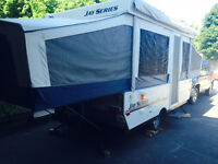 2007 Jayco 1207 Tent Trailer-Excellent Condition!