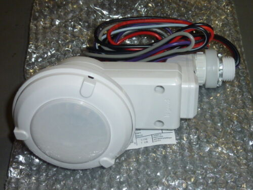 NEW Legrand Wattstopper (FSP-221B-D-L7-W) Universal Volt High / Low PIR Sensor