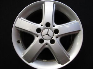 MAGS OEM MERCEDEZ USAGER 16 5X112