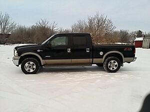 2006 Ford F-250 King Ranch