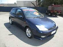 (165K KLMS) 2002 Ford Focus Hatchback (1BNM484-A4536) Mandurah Mandurah Area Preview