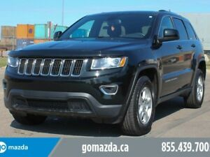 2015 Jeep Grand Cherokee Laredo LOW KM'S 1 OWNER ACCIDENT FREE L