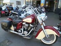 2002 Indian ROADMASTER 1600cc 1600cc